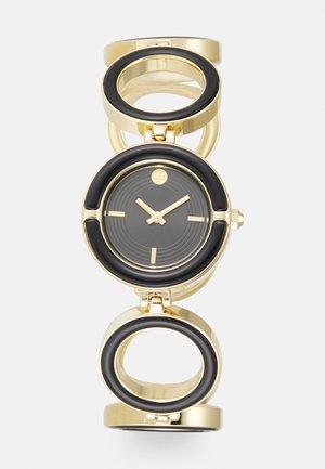 THE SAWYER - Hodinky - black/gold-coloured