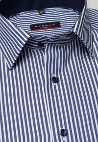Eterna - FITTED WAIST - Formal shirt - dark blue - 5