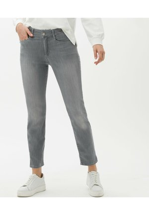 SHAKIRA  - Jean slim - used light grey