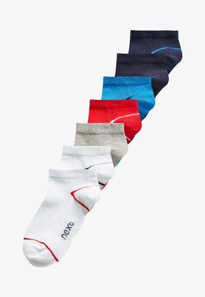 7 PACK - Sokken - blue white red