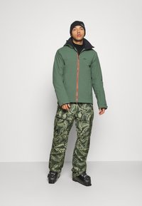 Helly Hansen - SOGN - Snow pants - green - 1