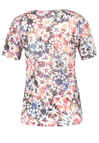 Gerry Weber - Print T-shirt - rot/orange/blau multicolor - 4