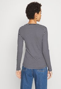 s.Oliver - Long sleeved top - dark blue - 2