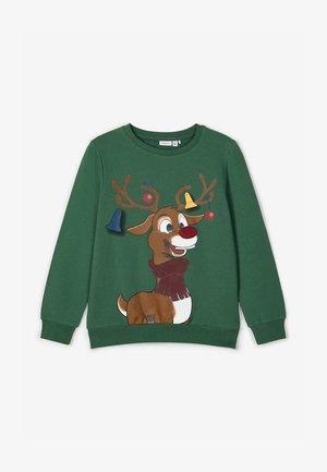 Sweater - hunter green