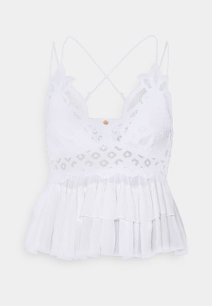 ADELLA CAMI - Top - white
