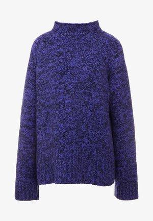 DANIKA - Strikkegenser - tillandsia purple