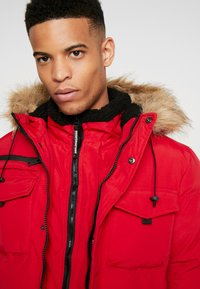 Good For Nothing - DOUBLE LAYERED ARCTIC - Winter coat - red - 4