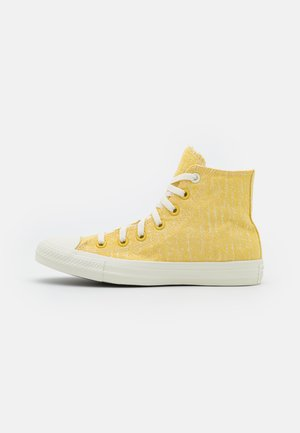 CHUCK TAYLOR ALL STAR  - Sneakers hoog - saturn gold/egret
