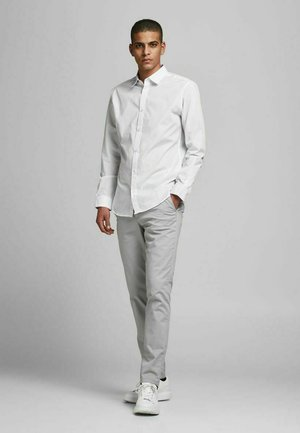 JJJOE SET - Formal shirt - black / white