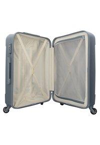 Delsey - ROLLEN TROLLEY - Wheeled suitcase - grey - 4