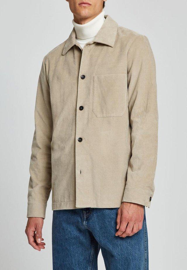 Summer jacket - sandstone