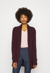 GAP - BELLA THIRD - Strickjacke - vamp red - 0