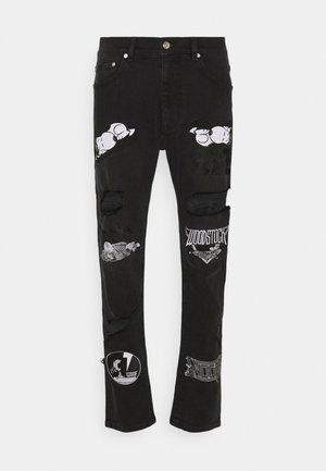 PANTALONE - Straight leg jeans - black