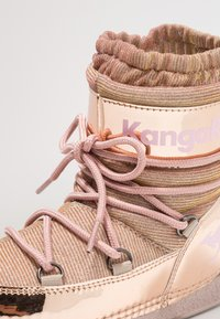 KangaROOS - K-MOON - Winter boots - dusty rose - 5