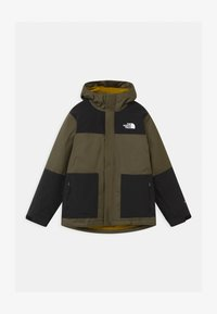 The North Face - FREEDOM TRICLIMATE 2-IN-1 - Snowboard jacket - new taupe green - 0