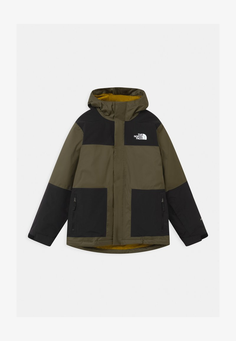 The North Face - FREEDOM TRICLIMATE 2-IN-1 - Snowboard jacket - new taupe green