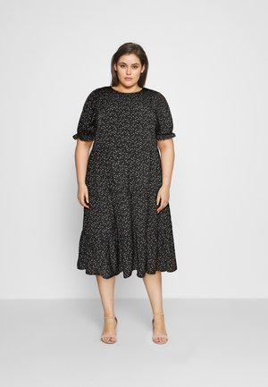 CARNORI KNEE - Day dress - black