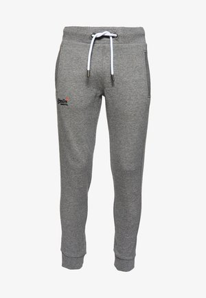 ORANGE LABEL  - Tracksuit bottoms - hammer grey grindle