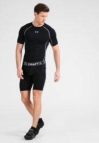 Craft - GREATNESS  - Leggings - black/white - 1