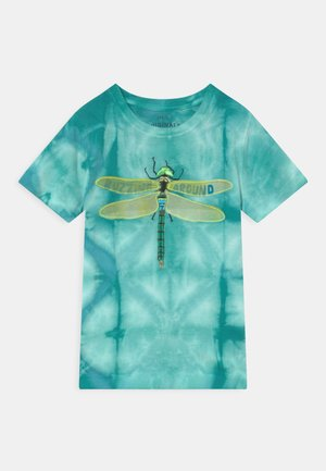 DRAGONFLY TEE - Print T-shirt - multi-coloured