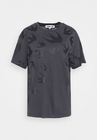 McQ Alexander McQueen - BOYFRIEND  - T-shirt print - black ash - 0