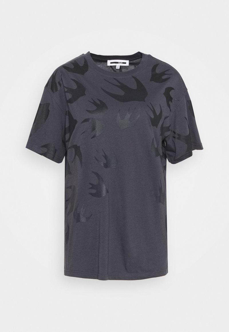 McQ Alexander McQueen - BOYFRIEND  - T-shirt print - black ash