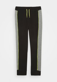 Levi's® - PIPED SLIM FIT - Trainingsbroek - black - 0