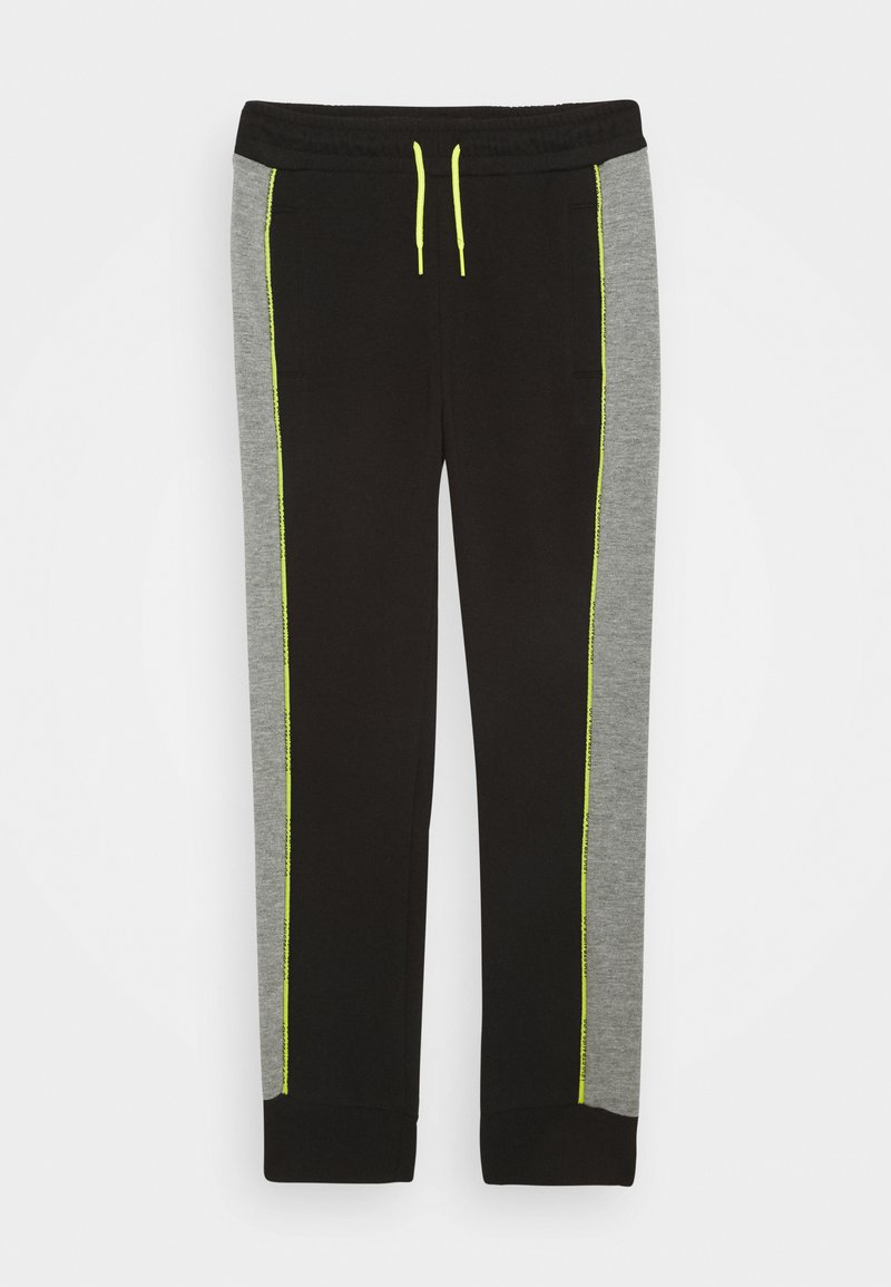 Levi's® - PIPED SLIM FIT - Trainingsbroek - black