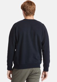 Timberland - EXETER RIVER BRUSHED BACK - Sweatshirt - black - 2