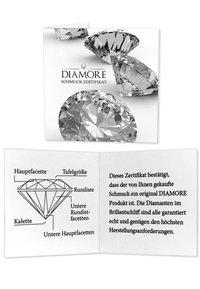 DIAMORE - KREUZ  - Necklace - gold - 7