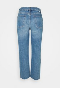 Boyish - THE TOMMY STRETCH HIGH RISE - Straight leg jeans - the fire within - 1