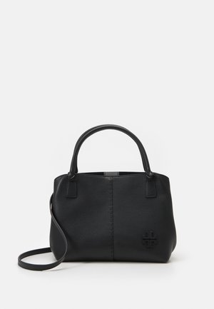MCGRAW SATCHEL - Handbag - black