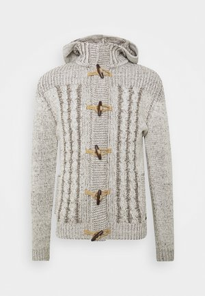 Strickjacke - antik white