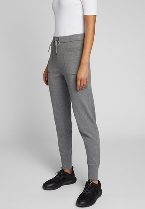 Tracksuit bottoms - gunmetal