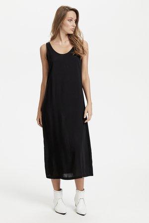 NELLY  - Maxi dress - black