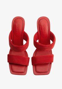 Mango - DOS - Sandaler - rood - 1