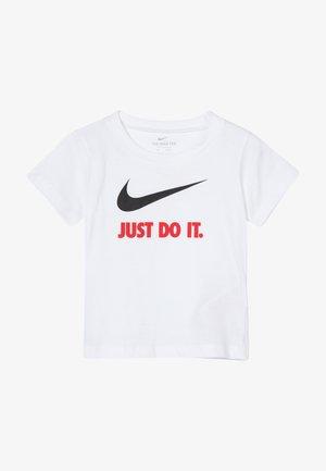 TEE BABY - T-shirt print - white/red