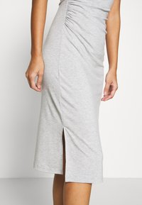 Anna Field - Shift dress - mottled grey - 5