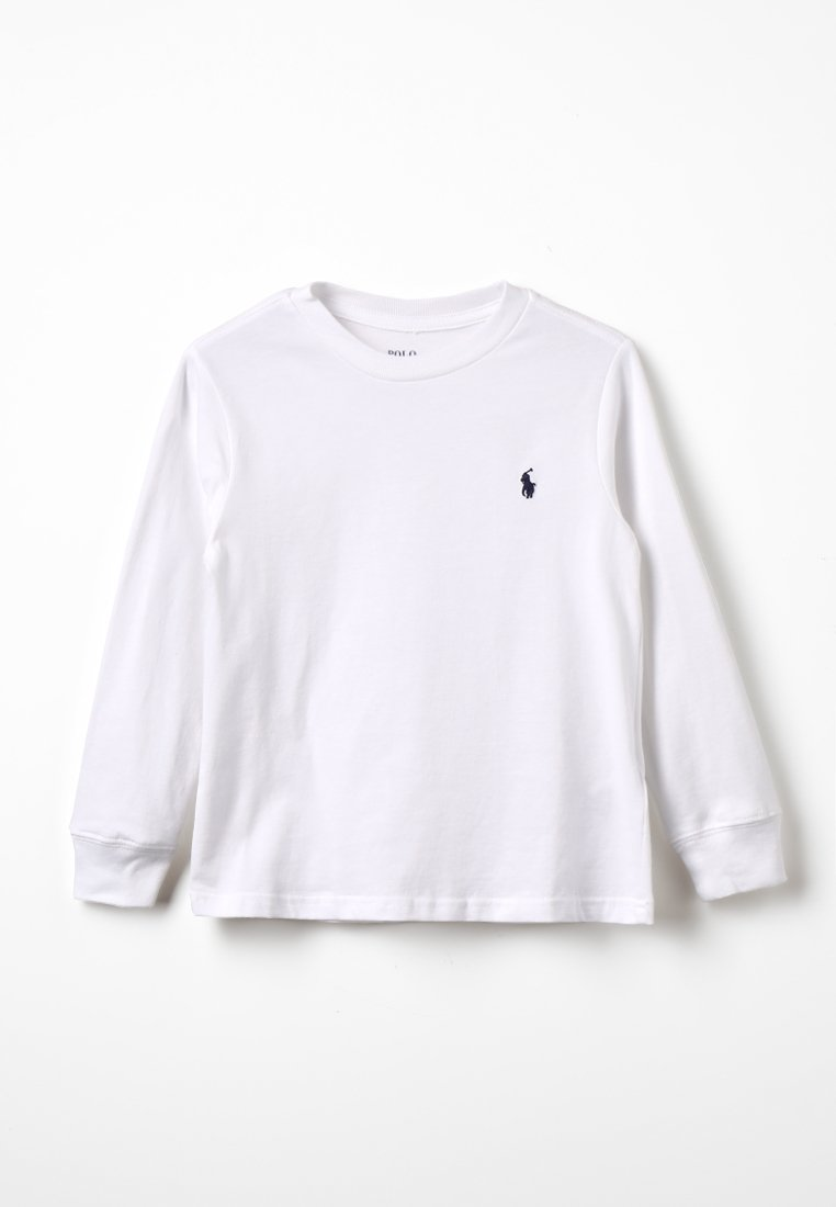 Polo Ralph Lauren - Camiseta de manga larga - white
