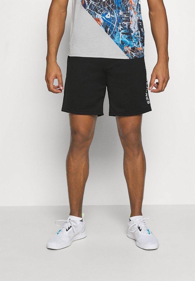 JCOZBIG LOGO SHORTS - Pantaloncini sportivi - black