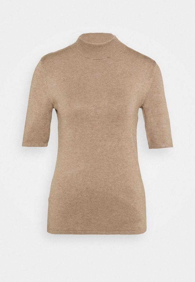 KURZARM - Stickad tröja - melange