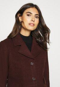Karen by Simonsen - Classic coat - winetasting - 3