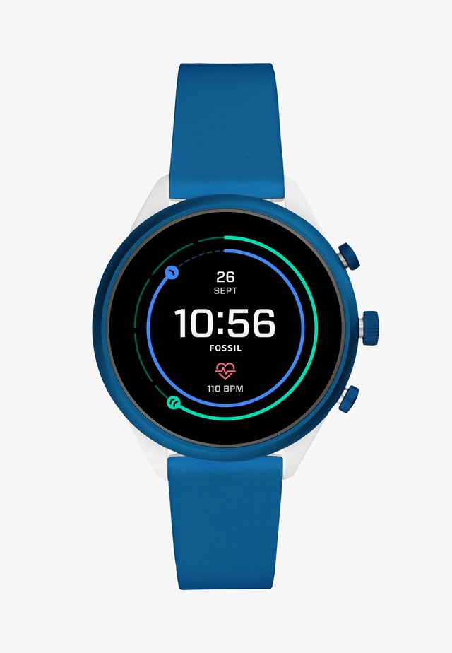 SPORT - Smartwatch - blue