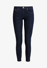 J.CREW TALL - TOOTHPICK - Slim fit jeans - dark blue - 4