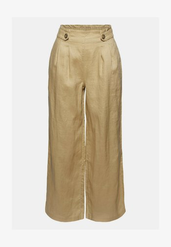 Trousers - sand