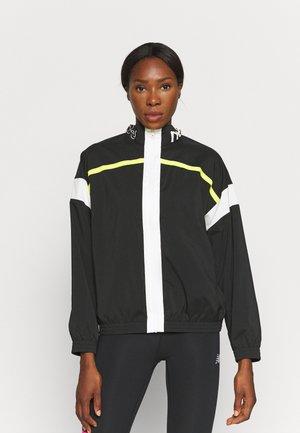 RELENTLESS JACKET - Training jacket - black