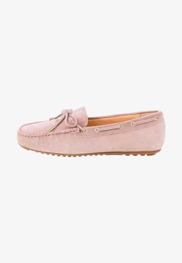 MALPAGA - Boat shoes - pink