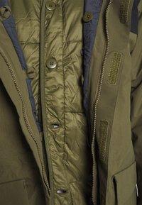 Norrøna - GORE-TEX OUTDOOR COAT - Winter jacket - khaki - 6