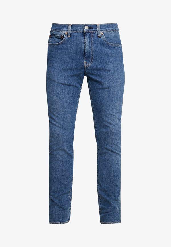 Levi's® 510™ SKINNY FIT - Jeansy Skinny Fit - delray pier 4-way/ciemnoniebieski Odzież Męska XXIA