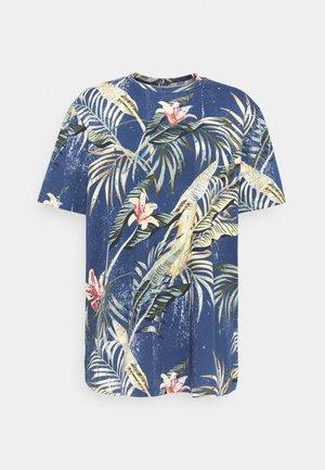 JJPOP TEE  - Print T-shirt - navy blazer